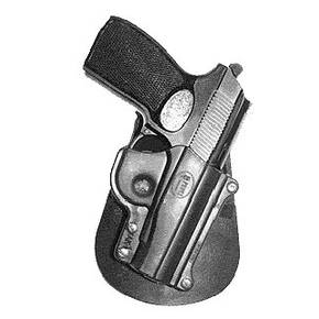 Fobus Standard Paddle Holster for Makarov Black Right Hand