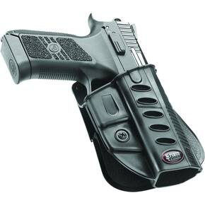 Fobus Cz P07 Duty Roto Paddle Holster