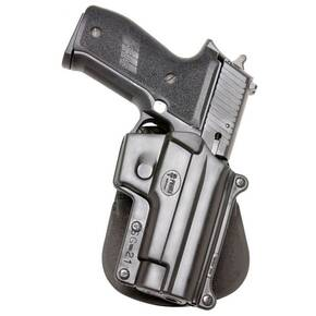Fobus Standard Paddle Holster for Sig P220|Sig P226 Black Left Hand