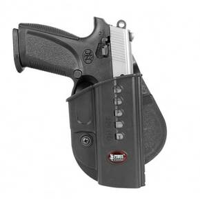 Fobus Evolution Series Paddle Holster For Sig P250 in Black Right Hand
