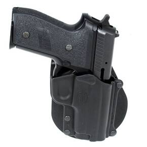 Fobus Standard Paddle Holster for Sig P229 Black Right Hand
