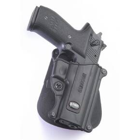 Fobus Standard Paddle Holster for Sig Mosquito Black Right Hand