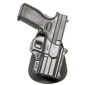 Fobus Standard Paddle Holster for Springfield XD Black Left Hand