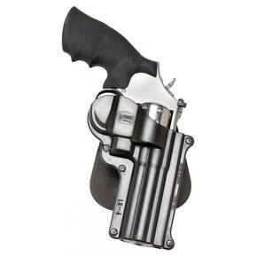 Fobus Standard Paddle Holster for S&W K Frame|S&W L Frame Black Right Hand