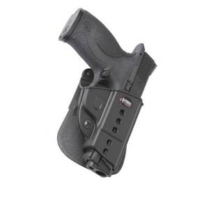 Fobus Evolution Series Paddle Holster For S&W M&P in Black Right Hand