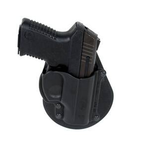 Fobus Standard Paddle Holster for Taurus Millenium Black Right Hand