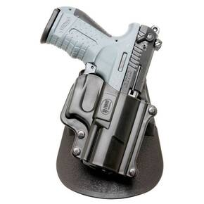 Fobus Standard Paddle Holster for Walther P22 Black Right Hand