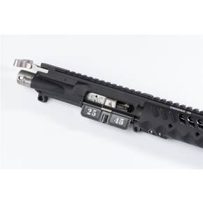 Sharps AR-15 Upper in 25X45 - 16 Inch Barrel 416R Black M4