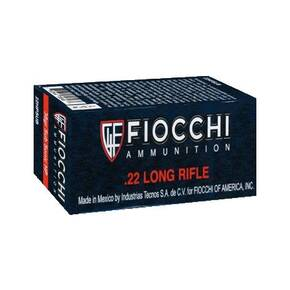 Fiocchi Performance Shooting Dynamics Rimfire Ammunition .22 LR 40 gr LRN 50/box