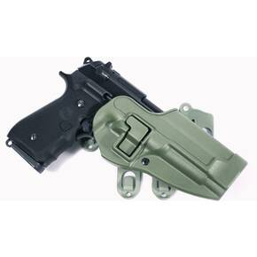Blackhawk! S.T.R.I.K.E. Serpa Holster Right Hand - Foliage Green