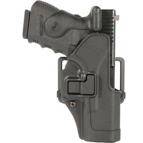 Blackhawk! SERPA CQC Concealment Holster Matte Finish Glock 19/23/32 Black Right Hand
