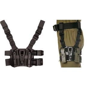 Blackhawk! Tactical Holster Platform - Black