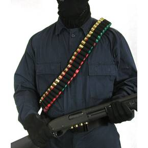 Blackhawk! 55rd Shotgun Bandoleer - Black