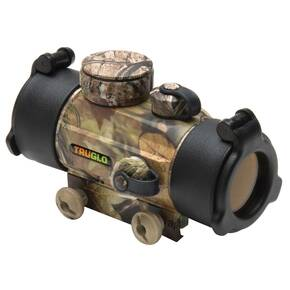 Truglo Traditional Red Dot Sight - 1x30mm 3 MOA Dot Size - APG Camo