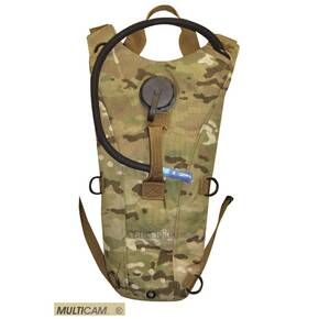 TruSpec Atlantco 100oz Hydration Backpack MultiCam
