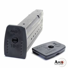 Apex 10-8 Performance S&W M&P Base Pads - 4 pk