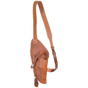 El Paso Saddlery 1942 Tanker Holster S&W N Frame 4 Right/Russet