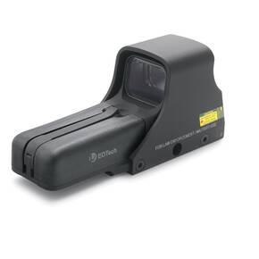 EOTech 512 Holographic Weapon Sight - Non-Night Vision -0: 68 MOA Ring with 1 MOA Dot Matte Black