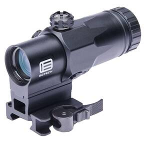 3 power magnifier with quick disconnect mount  BLK
