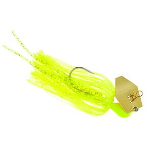 Z-Man Chatterbait Lure Jig Bladed 3/8 oz - Chartreuse