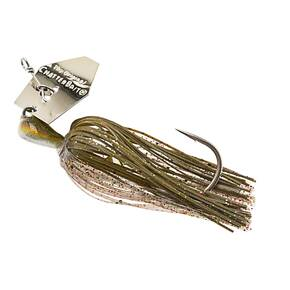 Z-Man Chatterbait Elite Lure Jig Bladed 3/8 oz - Houdini