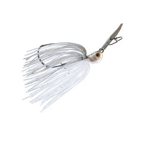 Z-Man Chatterbait Jack Hammer Lure Jig Bladed 3/8 oz - Clearwater Shad