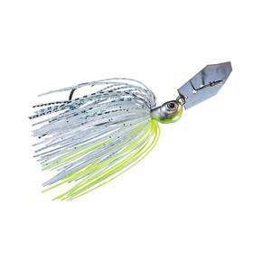 Z-Man Chatterbait Jack Hammer Lure Jig Bladed 3/8 oz - Green Shad