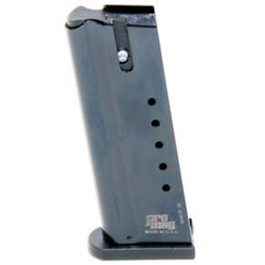 ProMag Desert Eagle Magazine Blued Steel .50AE 7/rd