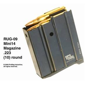 ProMag Ruger Mini-14 Magazine .223 Blued Steel 10/rd