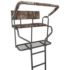 Summit 2-Man Crush Dual Performer Ladder Treestand - 350 lb. Limit