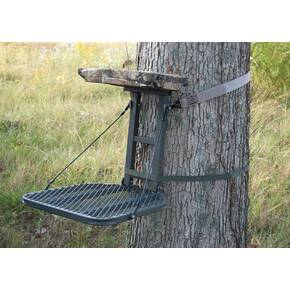 Summit Crush Series Perch Hang-On Treestand