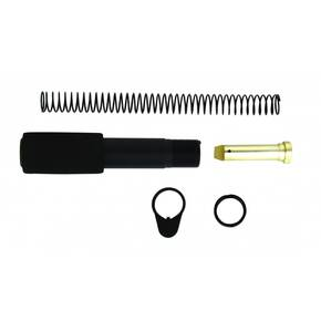 TacFire AR15 PISTOL BUFFER TUBE KIT W/REGULAR END PLATE