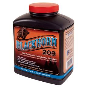 Accurate Blackhorn 209 Muzzleloader Powder 10 oz