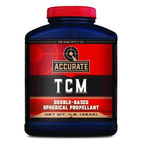 Accurate TCM Handgun Powder- 5LB