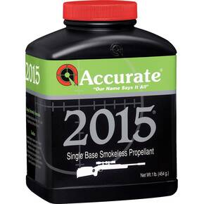 Accurate 2015 Rifle Powder 1 lbs