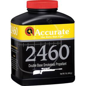 Accurate 2460 Rifle Powder 8 lbs