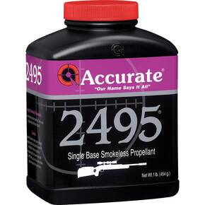 Accurate 2495 Rifle Powder 8 lbs