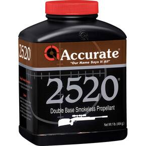 Accurate 2520 Rifle Powder 1 lbs
