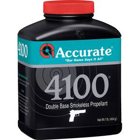 Accurate 4100 Handgun Powder 1 lbs