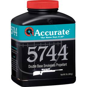 Accurate 5744 Rifle Powder 8 lbs