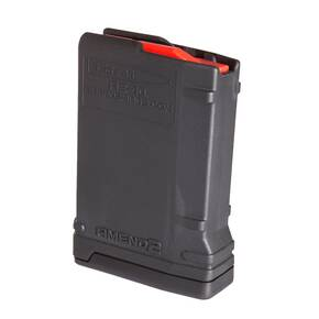 Amend2 AR-15 Polymer Magazine MOD-2 Model - 10/rd Black
