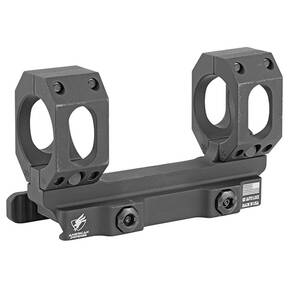 American Defense Mfg. AD-RECON-S Scope Mount 30mm Quick Release Black AD-RECON-S 30 STD