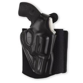 "Galco S&W J Frame 36 2"" Ankle Glove Right Hand Black"