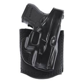 Galco for Glock 19 Ankle Glove Right Hand Black