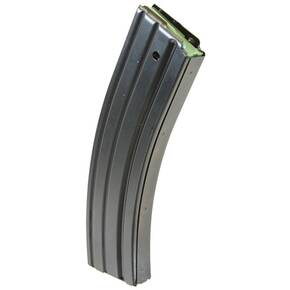 Pacific Magazine AR-15/M16 Magazine .223/5.56mm Black w Green Follower 40/rd