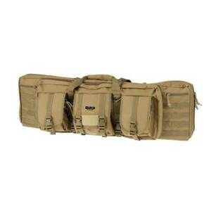 "ATI RUKX Gear Double Rifle Bag - 42"" Tan"