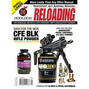 Hodgdon 2017 Complete Reloading Manual - Soft Cover