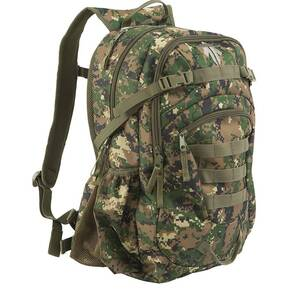 "Allen Method Tactical Backpack 19.35"" x 15.15"" x 4.4"""