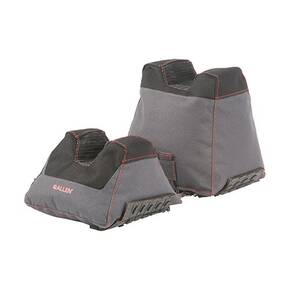 Allen Thermoblock Front and Rear Shooting Bag- Filled