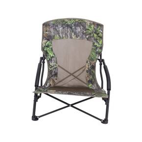 Allen Premium Low Turkey Seat with Strap-Mossy Oak Obsession